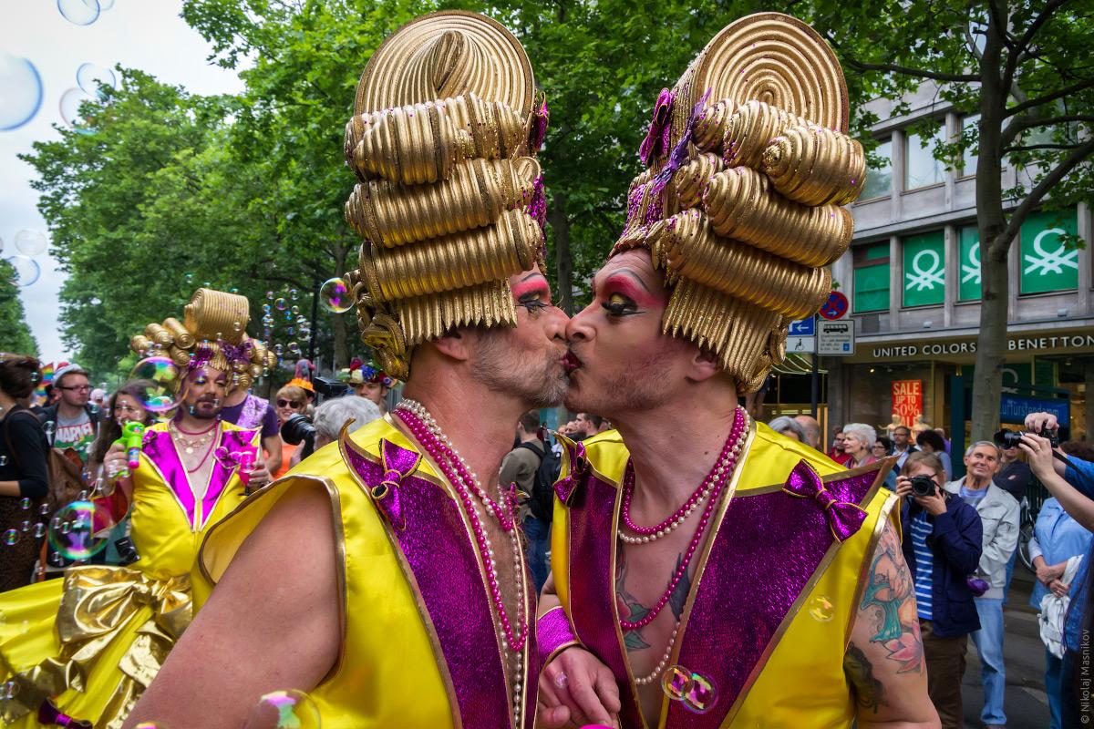 В Берлине все о'гей