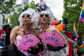 Christopher Street Day 2015, Berlin. Фото: Николай Мясников