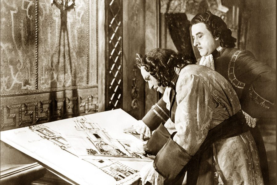 Кадр из фильма Andreas Schlüter» (1942)