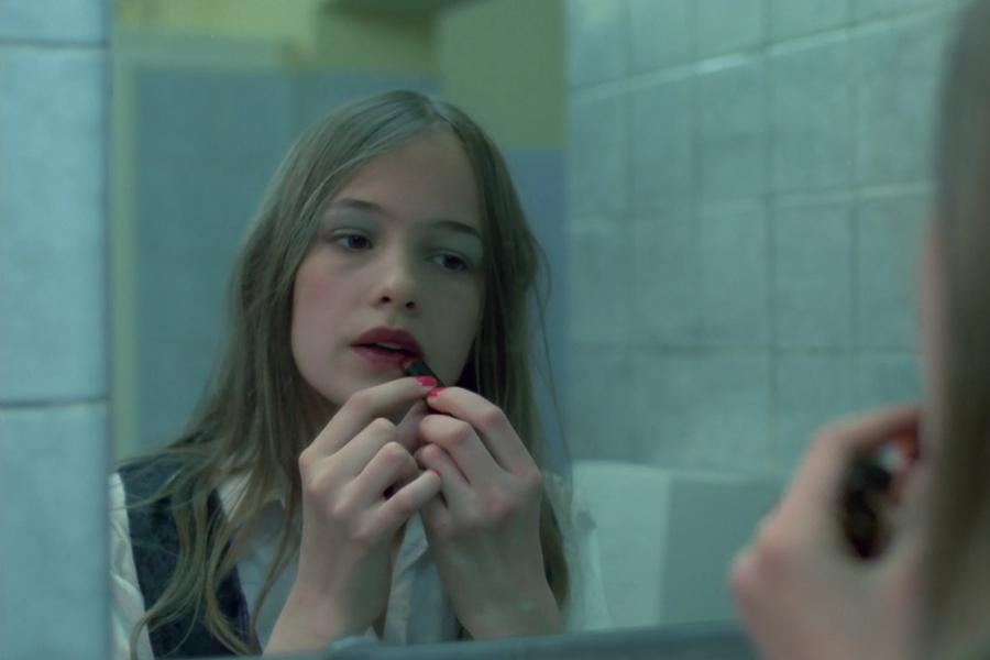 Видео для девочек про секс в туалете