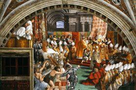 raffaello_sanzio_-_the_coronation_of_charlemagne-cover