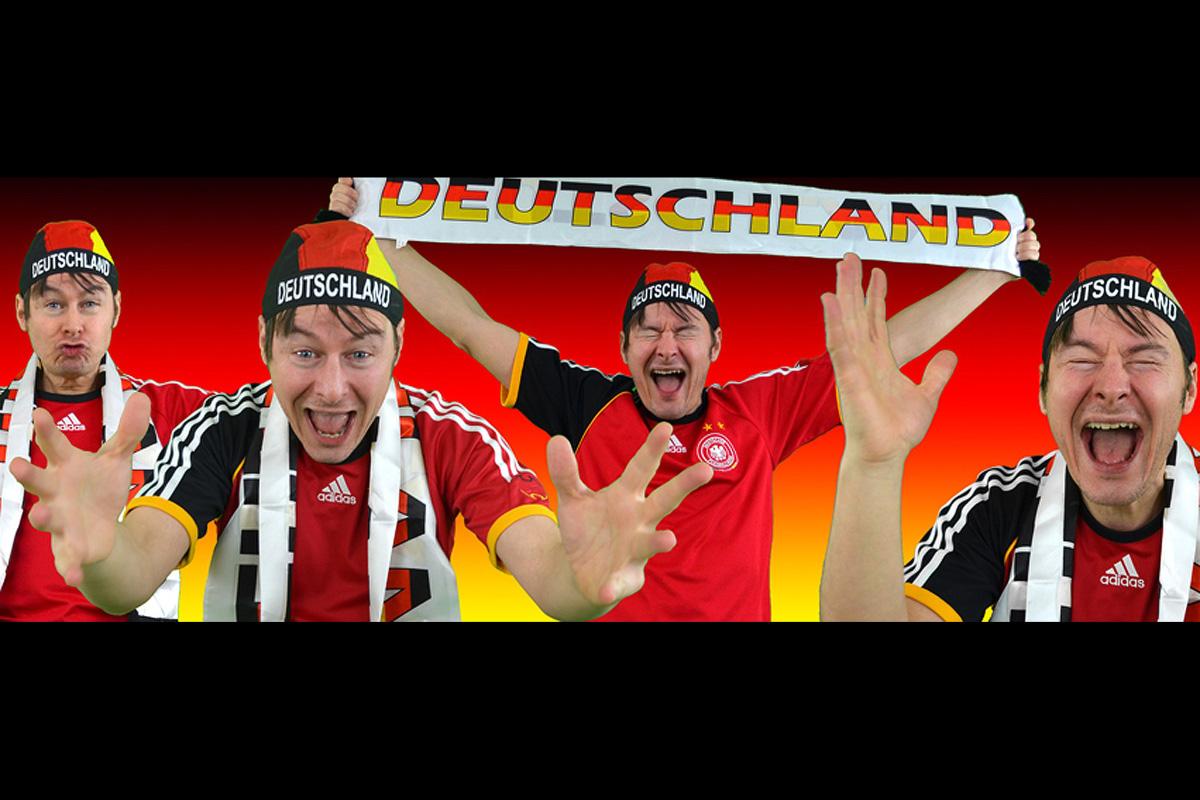 Традиции немецких футбольных болельщиков