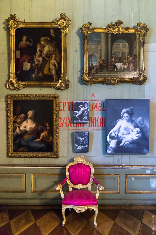 Интерьер Нового дворца. Фото: Николай Мясников | «Живой Берлин»