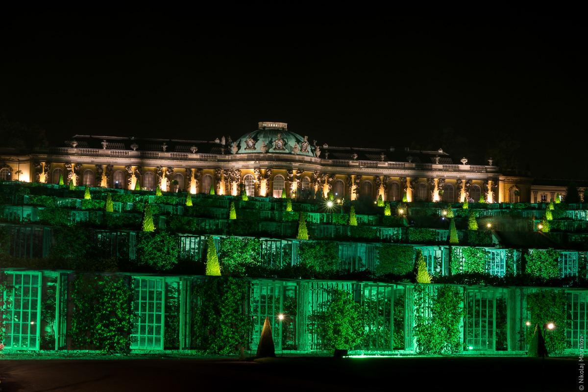 Замок Сан-Суси. Фото: Николай Мясников | «Живой Берлин»