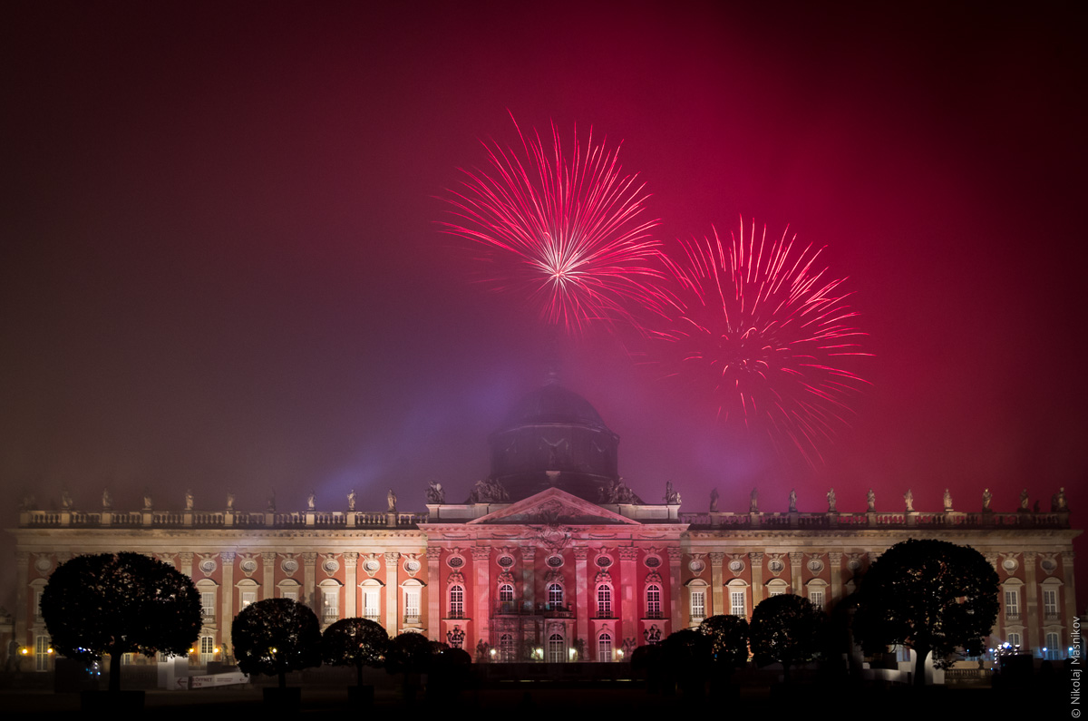 Новый дворец. Фото: Николай Мясников | «Живой Берлин»