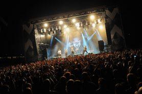 В пятницу и субботу в Берлине пройдет рок-байк-фестиваль Pure & Crafted. Фото: