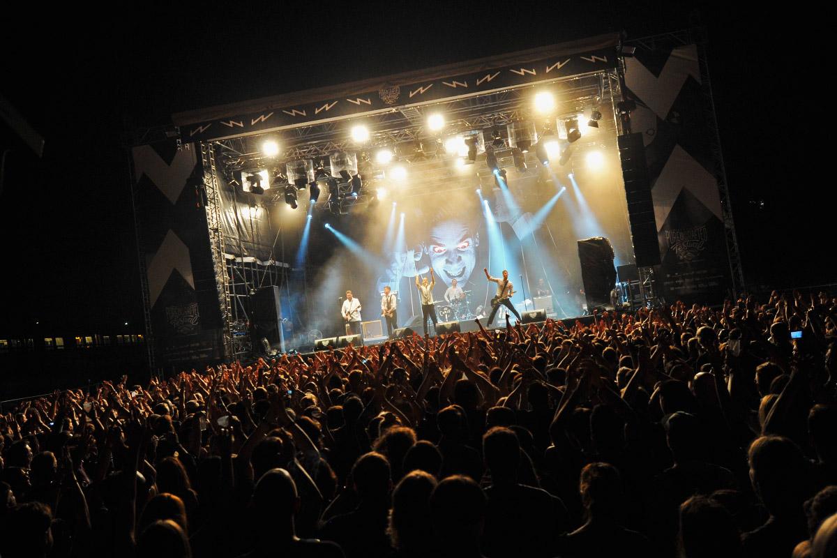 Впятницу исубботу вБерлине пройдет рок-байк-фестиваль Pure & Crafted. Фото: