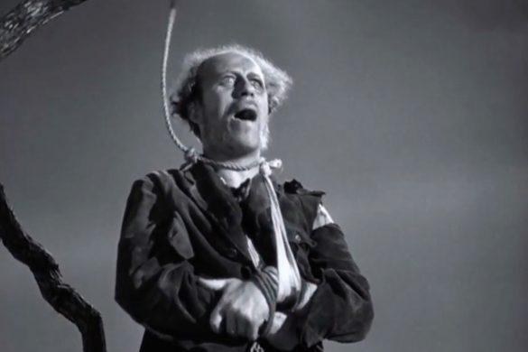 Кадр из фильма «Дядюшка Крюгер» (Ohm Krüger, 1941)