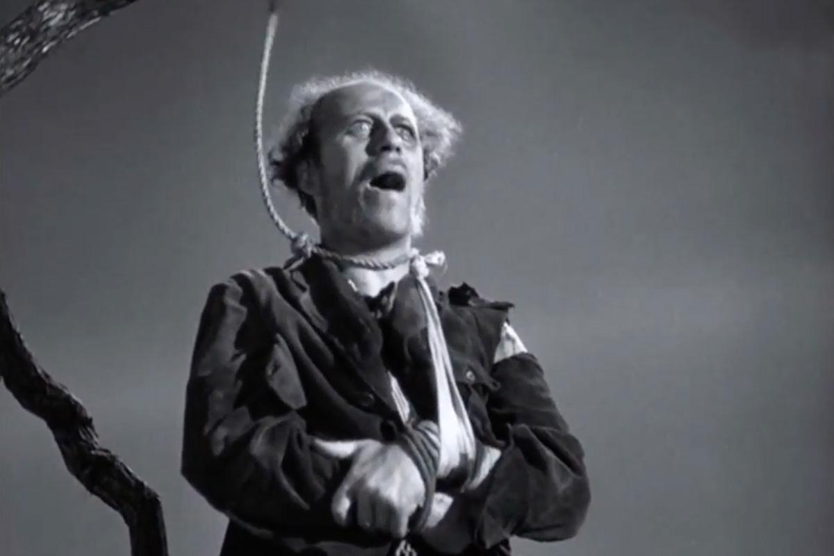 Кадр изфильма «Дядюшка Крюгер» (Ohm Krüger, 1941)