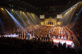 В эти выходные пройдет фестиваль военных оркестров Berlin Tattoo. Фото: Денис Коновалов