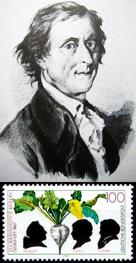 Франц Карл Ахард (Franz Karl Achard) . Изображение: Википедия