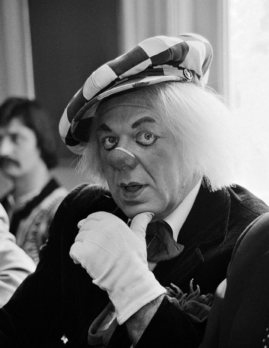 Олег Попов, 1979 г. Фото: Википедия