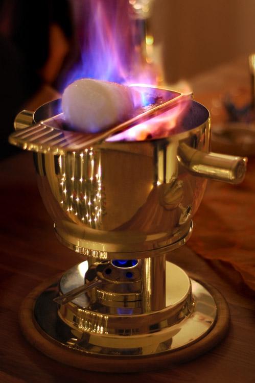 Feuerzangenbowle. Фото: Kore Nordmann /Википедия