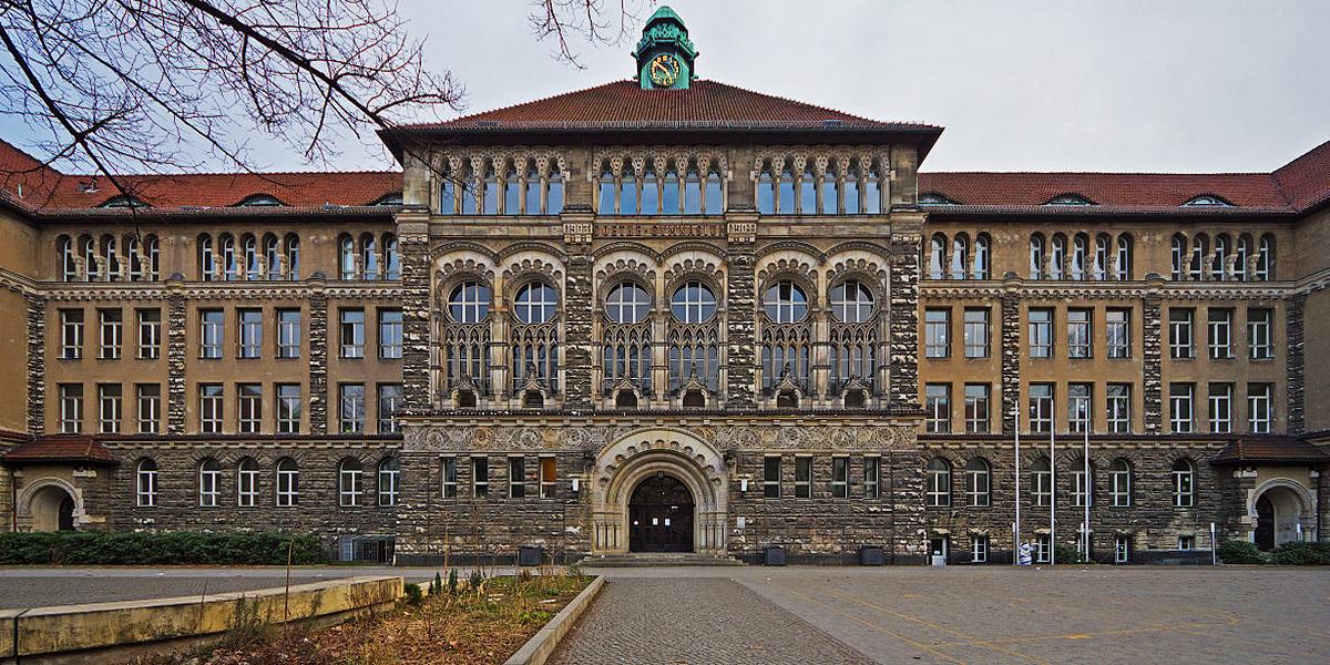 Гимназия им. Гете. Фото: Википедия