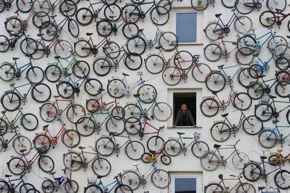 Фото: Fahrradhof Altlandsberg