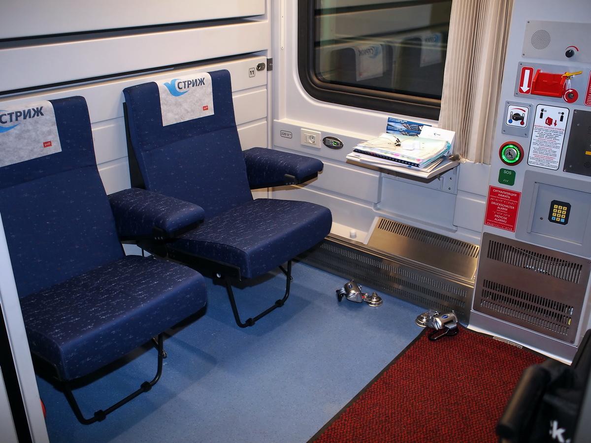 Поезд стриж москва нижний новгород фото вагона