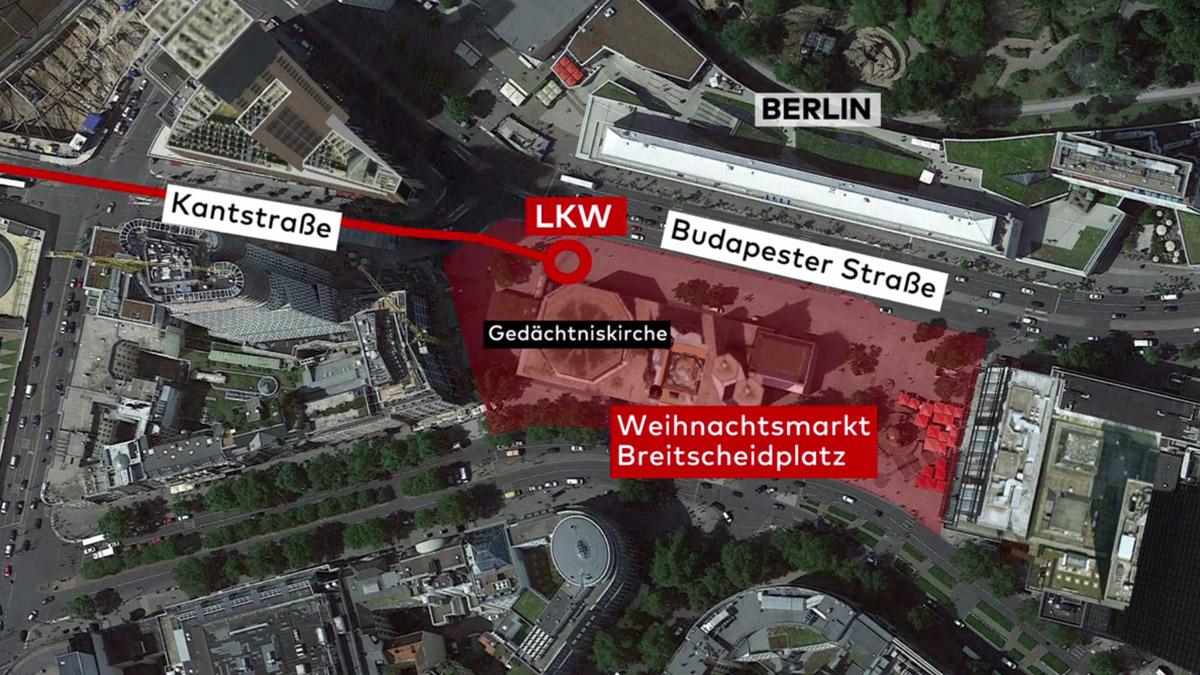 Изображение: кадр видеотрансляции welt.de