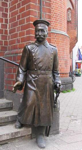 Капитан из Кёпеника. Фото: Википедия