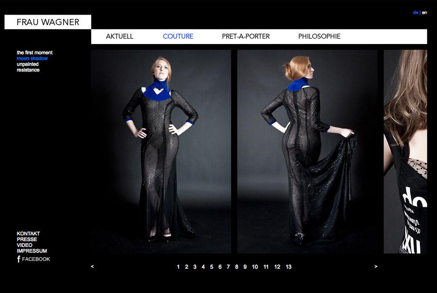 Изображение: скриншот сайта frauwagner.com