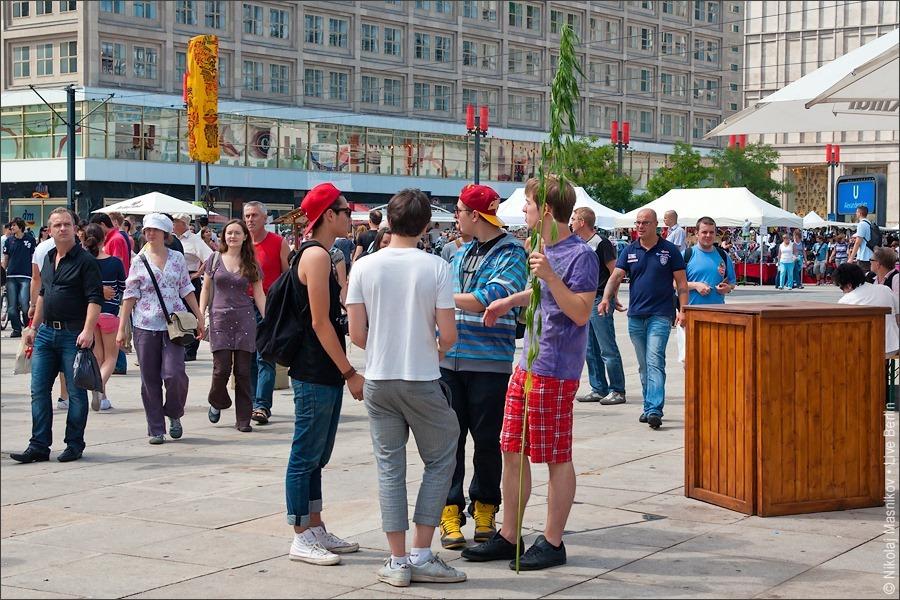 02. Hanfparade 2011. © LiveBerlin.ru