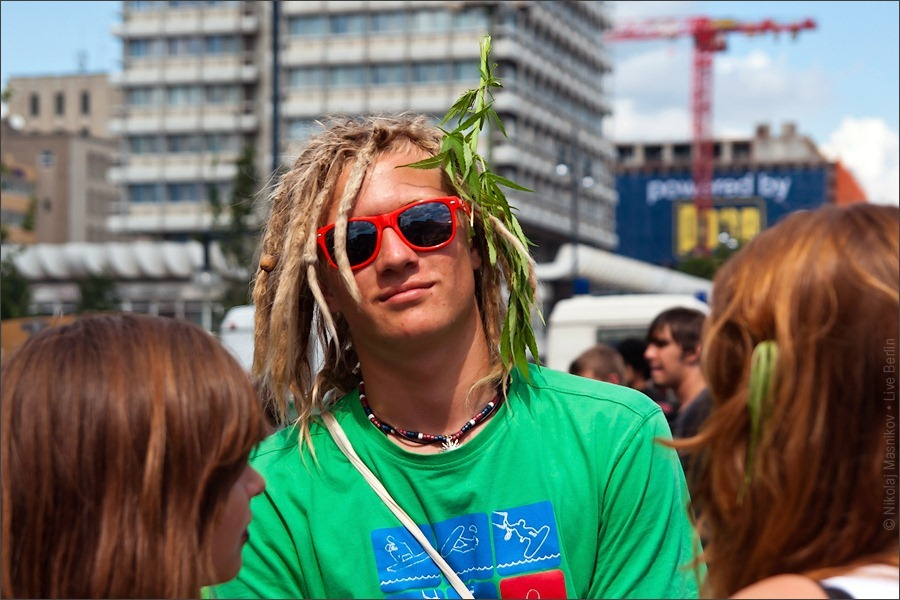 27. Hanfparade 2011. © LiveBerlin.ru