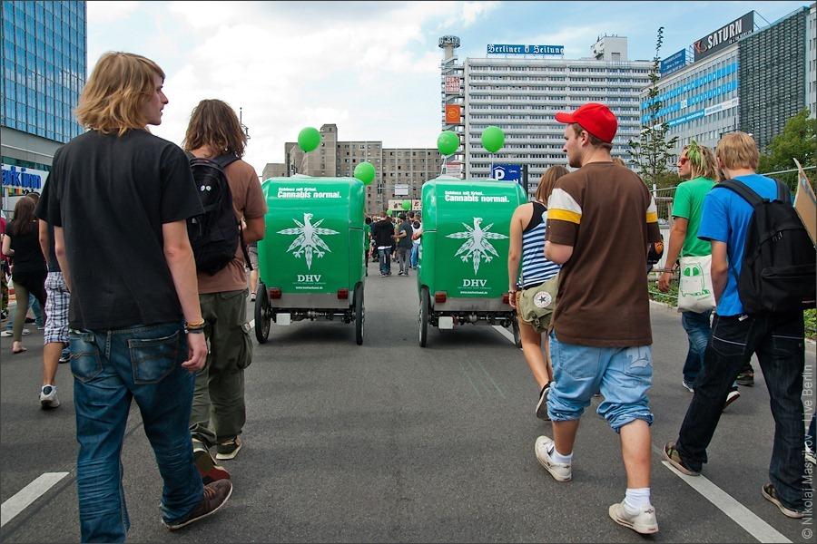 44. Hanfparade 2011. © LiveBerlin.ru