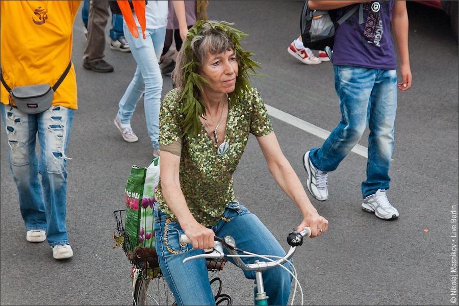 30. Hanfparade 2011. © LiveBerlin.ru