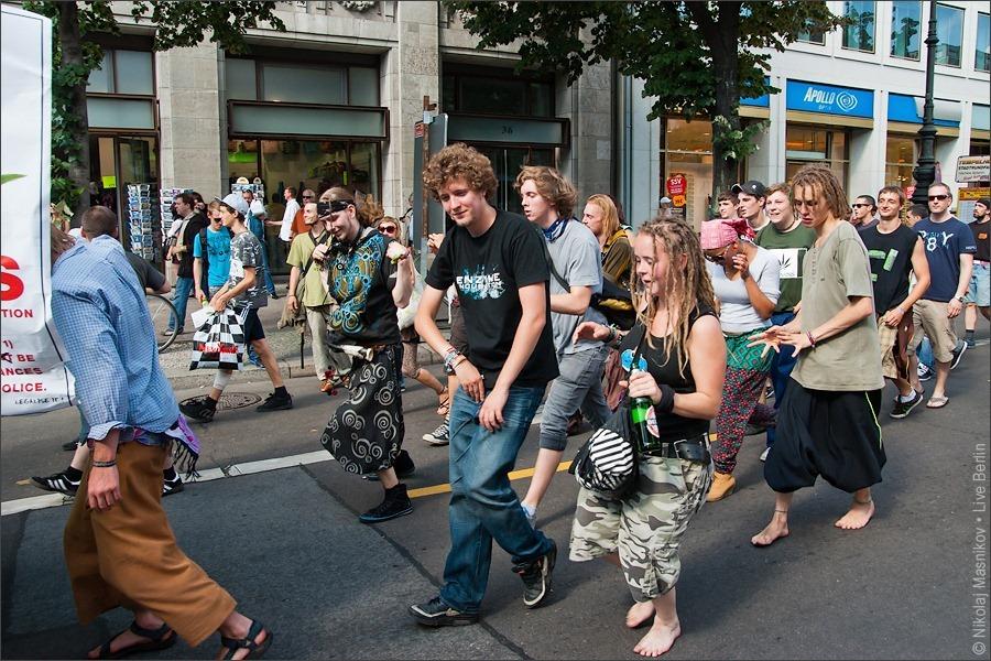 16. Hanfparade 2011. © LiveBerlin.ru