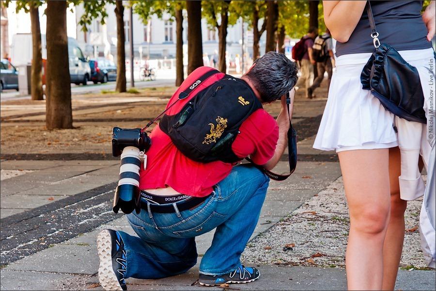 15. Разнузданный, практически ничем неприкрытый продакт-плейсмент. © LiveBerlin