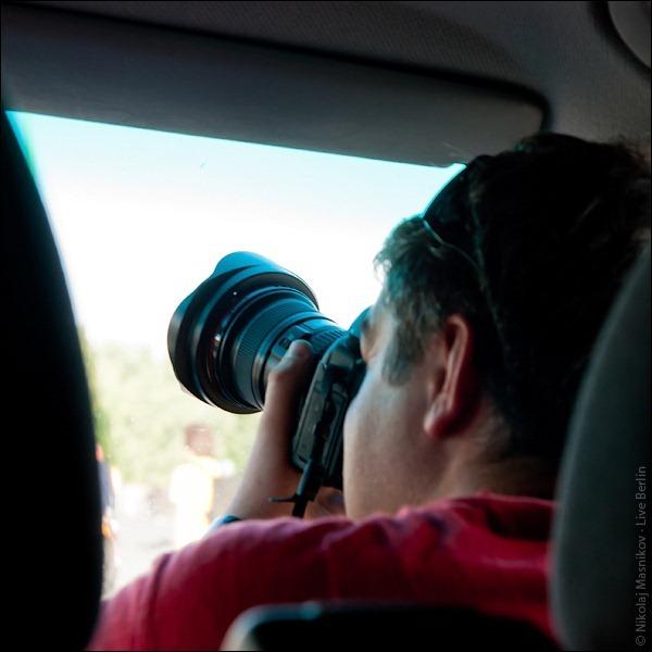 17. Алекс Экслер иСергей Доля вБерлине. © LiveBerlin