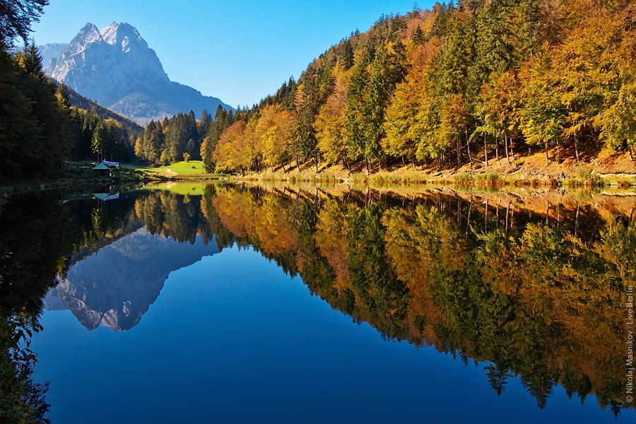 Riessersee, Bayern