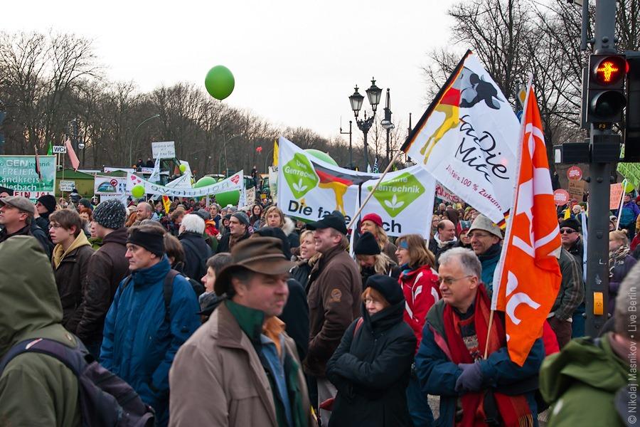 4. Демонстрация против ГМП