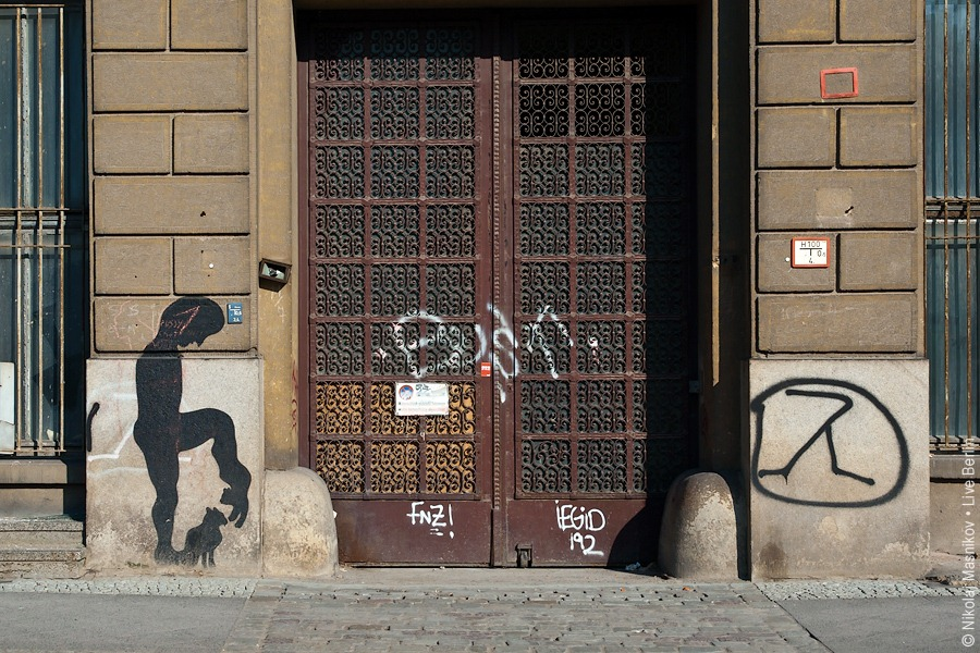 1. Кошки-мышки... © Живой Берлин