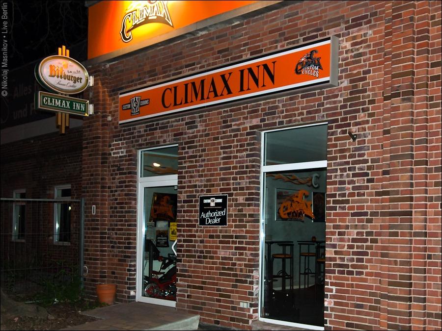 Climax Inn. Berlin, Haselhorst. © Живой Берлин