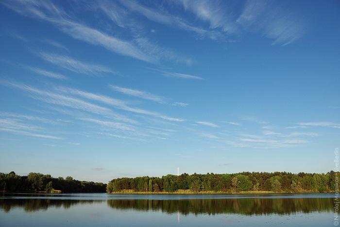 Аэропортовское озеро — Flughafensee. Клик » карта!