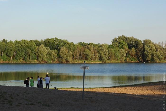 Аэропортовское озеро — Flughafensee