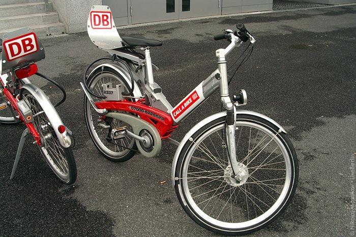 Сотовые велосипеды