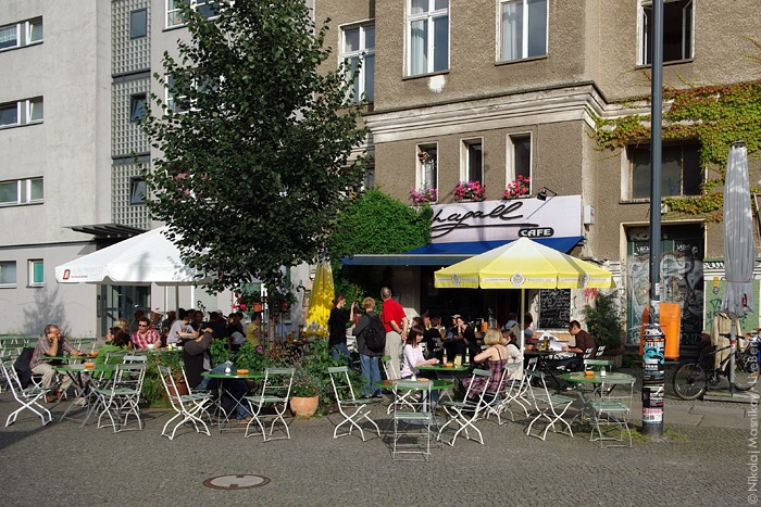 Кафе «Chagall»