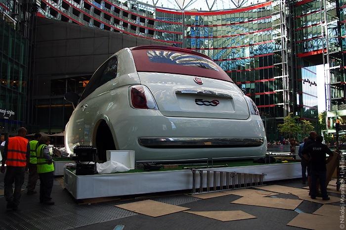 Giant Fiat 500C