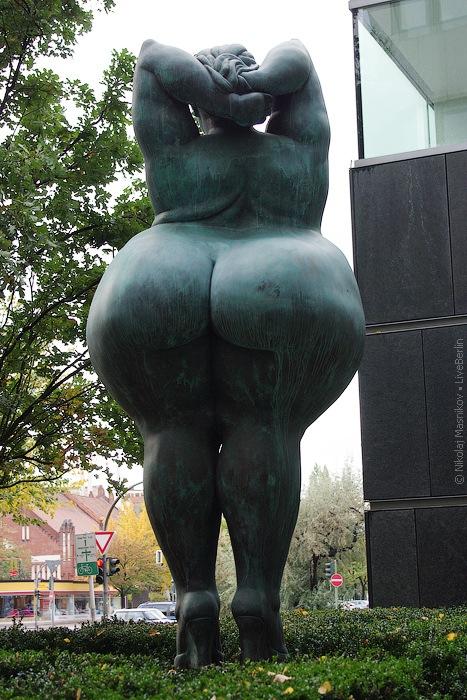 Зеленоглазая красотка. Берлин