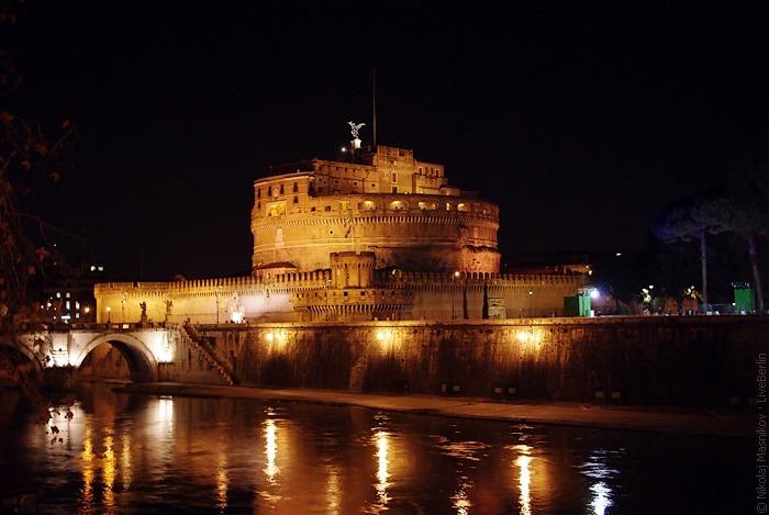Замок Святого Ангела · Castel Sant' Angelo