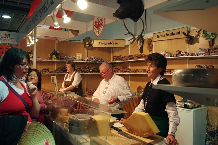 Оленья салями икозий сыр
