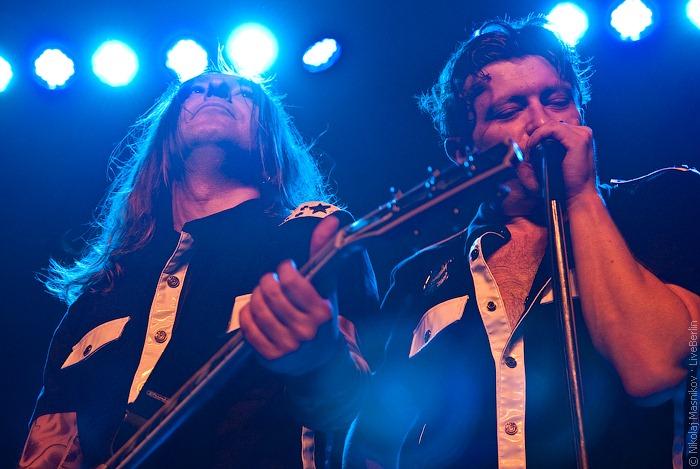 Би-2: концерт вБерлине
