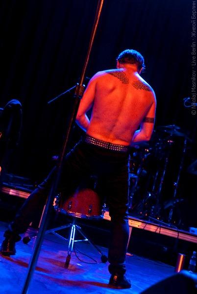 Би-2: концерт в Берлине
