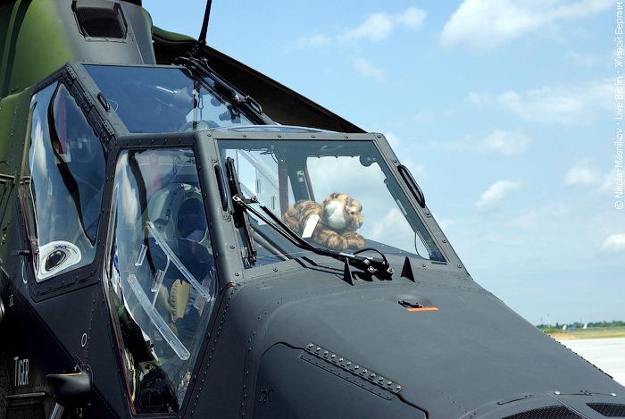 Eurocopter Tiger на авиа-шоу ILA 2010