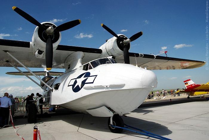 Catalina PBY-5A на  авиа-шоу ILA 2010