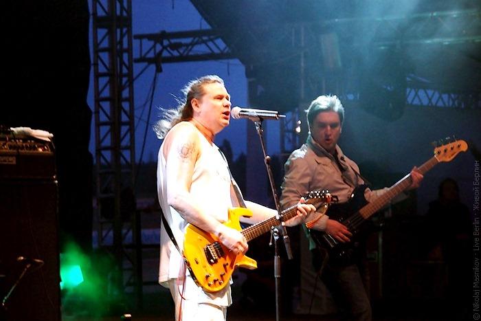 «Чиж & Co» на концерте «Ночь русского рока 2010»