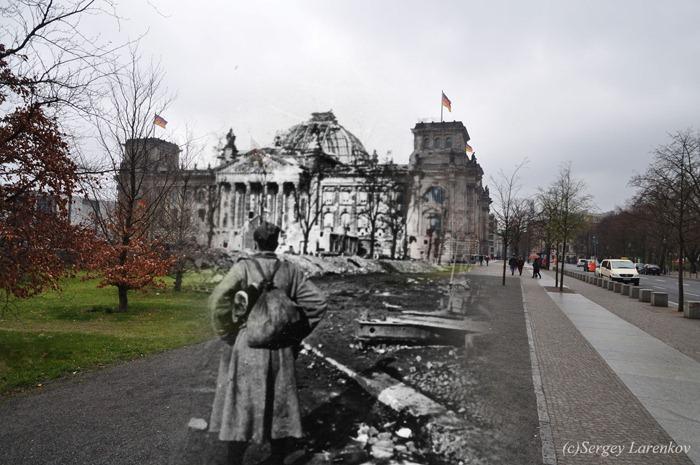 © Сергей Ларенков. Берлин спустя 65 лет