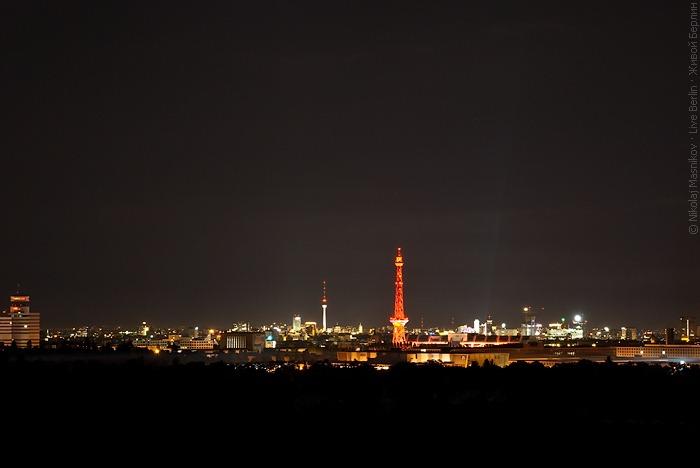 Живой Берлин: чемпионат фейерверков «Пиронале 2010»