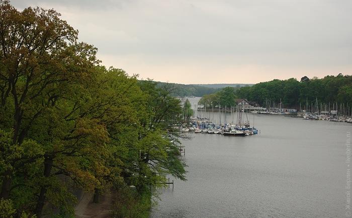 Stössensee — озеро Штёссен